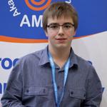 Najlepszy student III edycji AME w Katowicach: Grzegorz Łacinnik