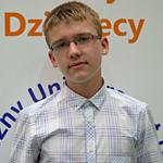 Najlepszy student IV edycji AME w Katowicach: Szymon Łopocz