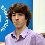 Najlepszy student IX edycji AME w Warszawie: Krzysztof Sęk