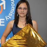 Najlepszy student IV edycji AME: Dominika Hamulczuk