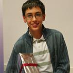 Najlepszy student III edycji AME: Michał Radek